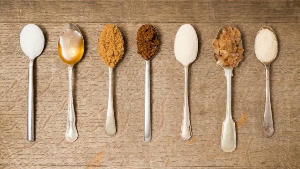 Von Agavendicksaft bis zu Zucker